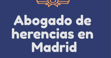 abogados especialistas en herencias madrid